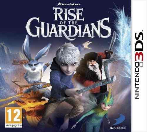 Juego Nintendo 3ds Original El Origen De Los Guardianes