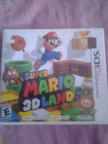 Juego Nintendo 3ds Super Mario 3dland