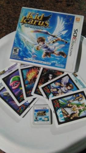 Kid Icarus Uprising. 3ds