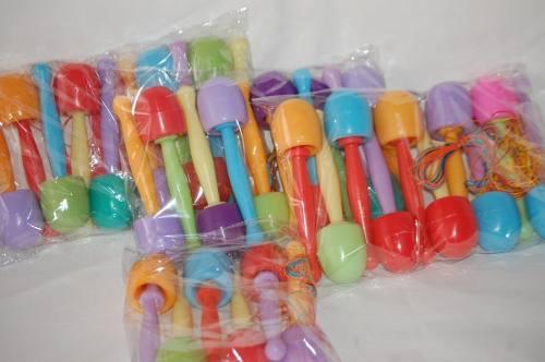 Perinolas Plasticas Grandes Al Mayor