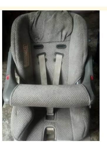 Porta Bebé Century. Silla De Carro Para Bebé /niño