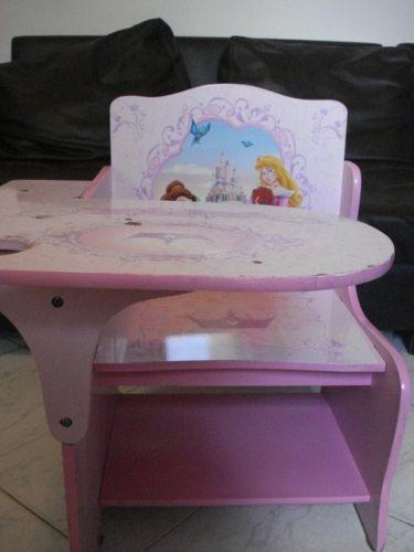Pupitre Escolar De Las Princesas De Disney Para Niñas 4