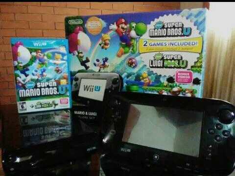 Nintendo Wii U Deluxe 32 Gb