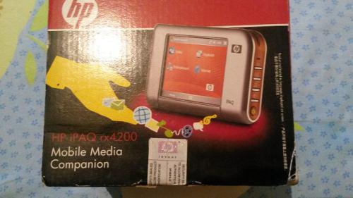 Reproductor Digital Hp Ipaq Rx4200 Pda Pocket Pc-wland