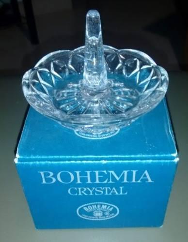 Soporte De Anillo Crystal Bohemia