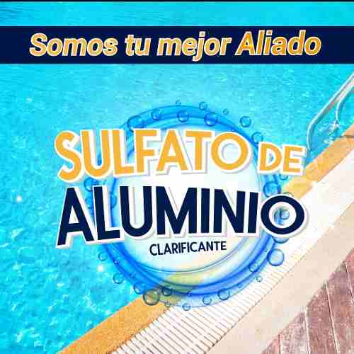 Sulfato De Aluminio Tipo A Para Piscinas