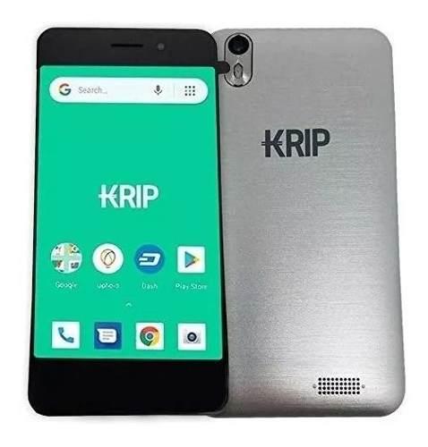 Telefono Celular Android Krip K4 +forro 8gb 1gb Ram Dual Sim
