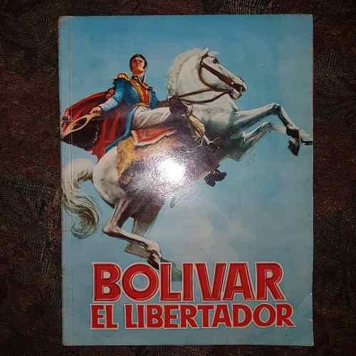 Album Colección De Barajitas Original  Simón Bolívar