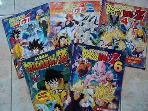 Album De Dragon Ball Z, Gt Y Z4