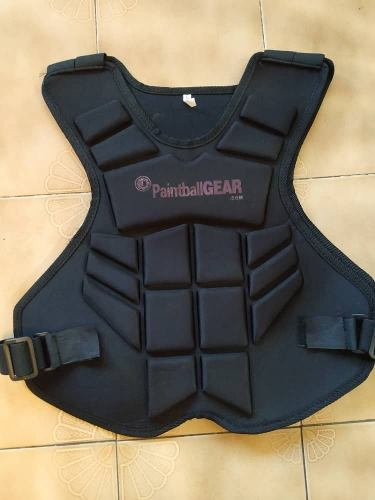 Chaleco Protector Para Paintball