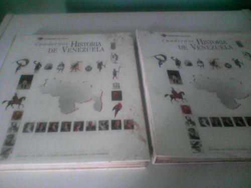 Enciclopedia Historia De Vzla Cadenas Capriles Completo