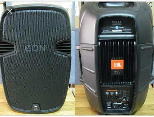 Corneta Amplificada Profesional Jbl Eon 515xt
