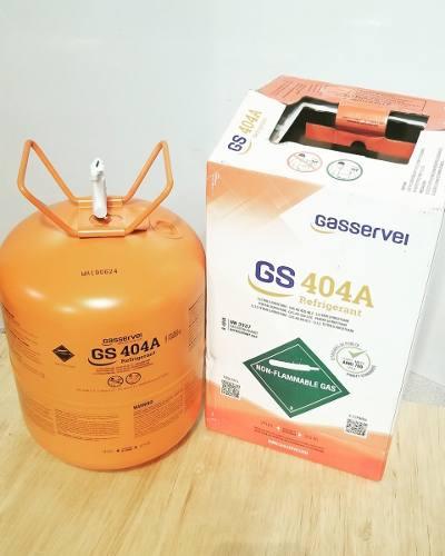 Gas Refrigerante R404a Certificado Gas Servei