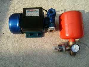Instalación reparación mantenimiento de bombas de agua en