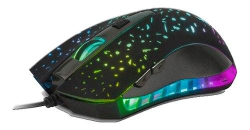 Mouse Xtech Gamer Xtm410 Luces Led Ciclica Tienda Bagc