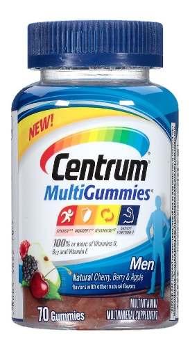 Multigomitas Multivitaminas Para Hombres Centrum