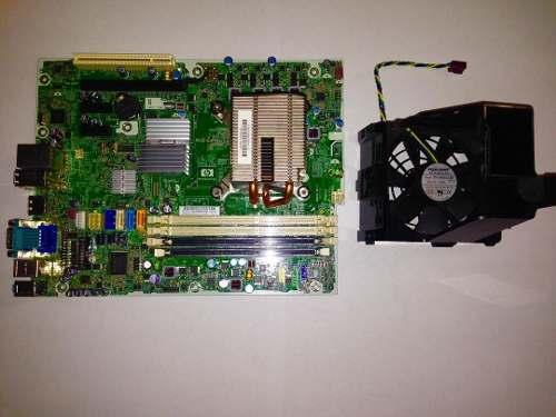 Tarjeta Madre Hp Compaq  Pro Microtower