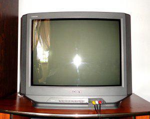 Tv sony trinitron 21 pulgadas en maracay aragua