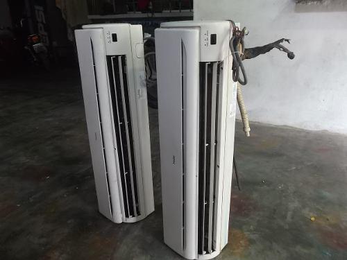 Vendo 2 Consola De Aire Acondicionado 24mil Btu O Cambio..