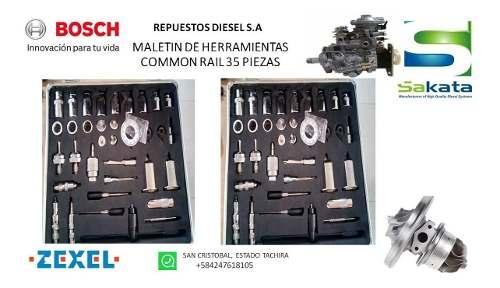 Maletin De Herramientas Common Rail 35 Piezas