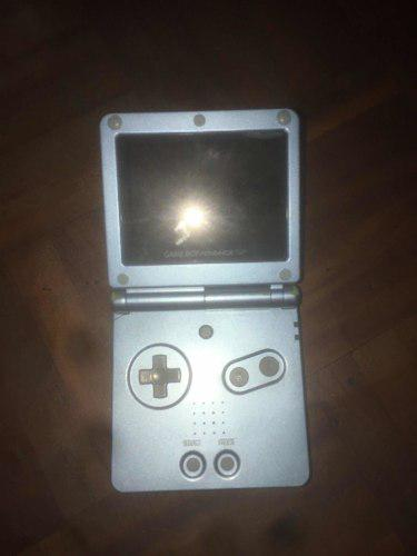 Nintendo Game Boy Advance Sp Con Detalle Para Repuestos