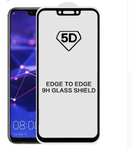 Protector De Vidrio Templado Huawei Mate 20 Lite 5 D Tienda