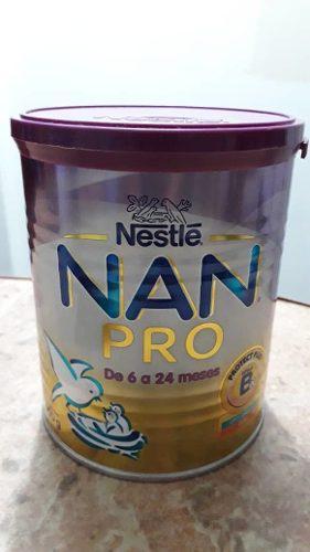 Teteros Formula Nan Pro 6 A 24 Meses (10 Vrds)