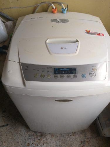 Lavadora Digital Lg De 14 Kilos En Perfecto Estado.