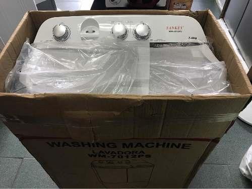 Lavadora Sankey Semi Automática De 7kg Nueva Tienda