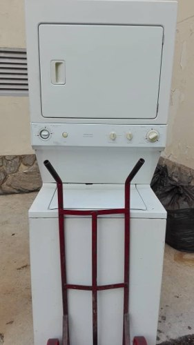 Lavadora Secadora Morocha General Electric 12 Kg