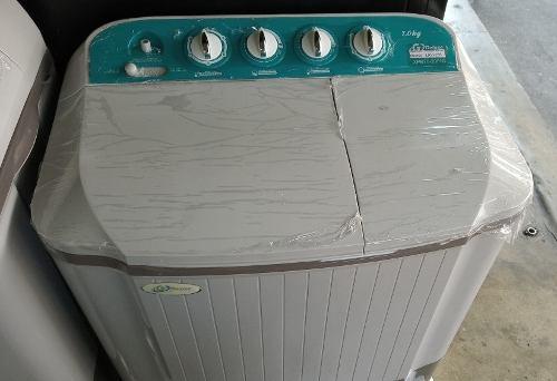 Lavadora Semi Automatica Doble Tina 7kg Gdelux Tienda Fisica