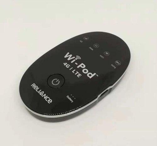 WiPod Router Inalambrico Portatil WiPod 4g Lte (40 Green)