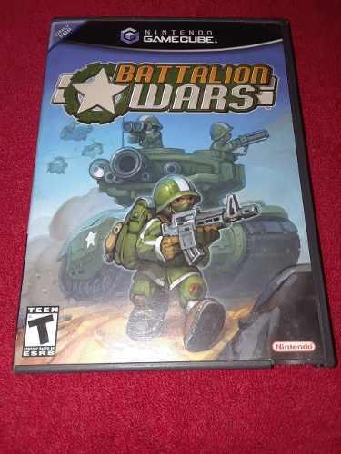 Battalion Wars / Nintendo Gamecube