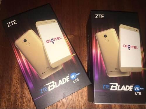 Celular Zte Blade V6 Plus Oferta