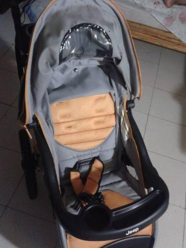 Coche Para Bebes 3 Ruedas Marca Jeep