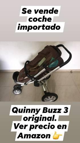 Coche Quinny Buzz 3 Original