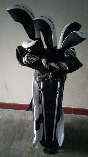 Equipo Juego De Palos De Golf Marca Strata Ultimate