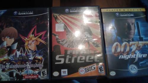 Juegos Originales De Game Cube Nintendo