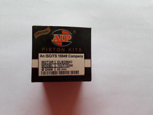 Kit De Piston Desmalezadora Efco 8530 / Oleomac 753