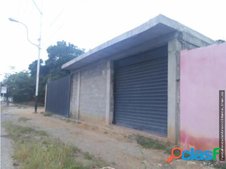 Local Comercial en Venta en Cabudare