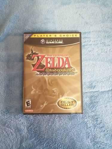 Luigi's Mansion Y Zelda Wind Waker Para Nintendo Gamecube