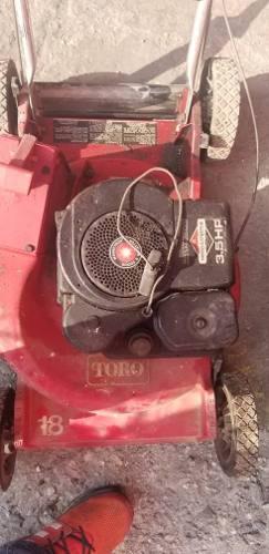 Podadora /cortadora De Grama Toro. 3,5 Hp