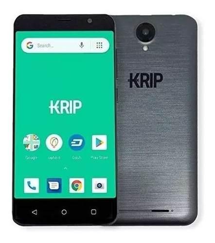 Telefono Celular Android Krip K5+forro Dual Sim 8gb Tienda