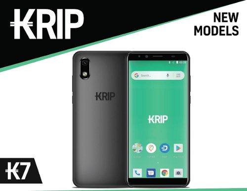 Telefono Celular Android Krip K7+forro Dual Sim 16gb Tienda