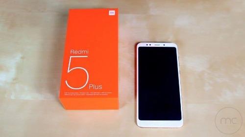 Teléfono Celular Xiaomi Redmi 5 Plus