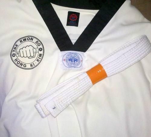 Dobok Uniforme Tae Kwon Do Talla 4 Marca Americana Sun Choi