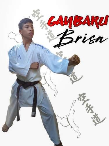 Karategi Kimono De Kumite (karate - Karategui) Talla 4