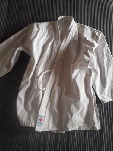 Kimono Blanco Talla 3