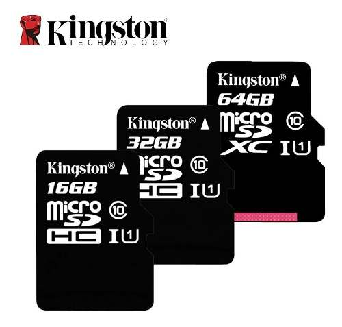 Memoria Micro Sd 32 Gb Kingston Clase 10 A1 ¡mercado