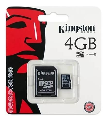 Memoria Micro Sd 4gb Kinston___4 Ver-d